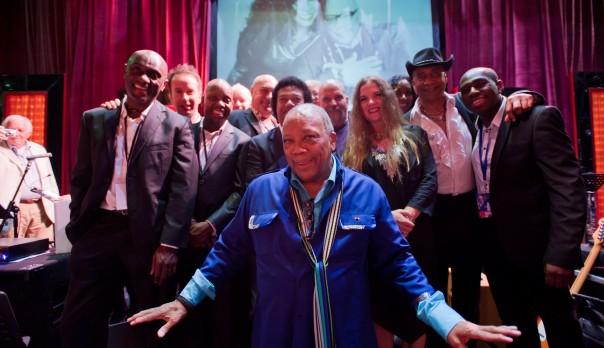 Quincy Jones and AllStars Collective